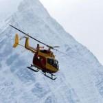 Coincé en chaussettes à 3.800 mètres d'altitude sur le Mont-Blanc