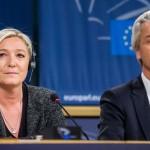 Le Pen et Wilders échouent à former un bloc eurosceptique au Parlement européen